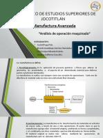 Analisis de Operacion Maquinado (1)