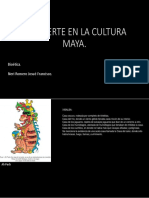 La Muerte en La Cultura Maya