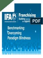 Benchmarking Blindneess Paradigm