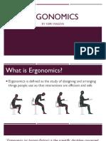 ergonomics pdf