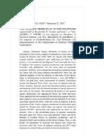 Veterans Federation v. Reyes (2006)
