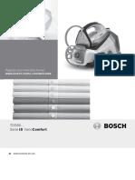 Manual plancha Bosch