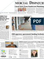 Commercial Dispatch eEdition 1-15-19
