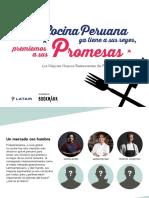 Mejores Nuevos Restaurantes  (LATAM PERÚ)