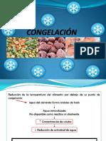 Congelacion Clase