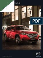 Ficha Técnica Nueva Mazda CX-9