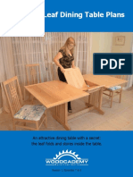 Woodcademy+Dining+Table+Plans
