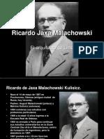 Ricardo Jaxa Malachowski