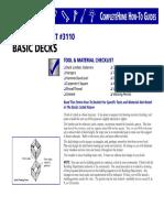 Basic Decks