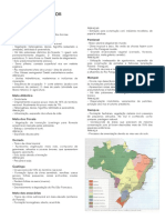 G1. Biomas Brasileiros