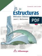 Análisis básico de estructuras