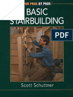 Basic Stair Building