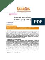 PARA QUÉ UN ALFABETO QUICHUA (EN QUICHUA).pdf