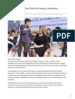 07-12-2018 Entrega gobernadora Pavlovich becas y estímulos educativos - El Imparcial