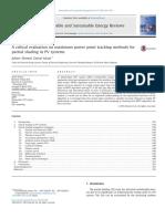 ok A critical evaluation onm maximum power point tracking methods.pdf