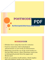 Postmodernism Power Point