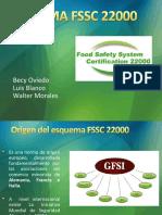 ESQUEMA FSSC 22000