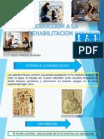 Introduccion a La Rehabilitacion 2015 Nuevo