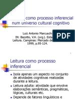 leitura como processo inferencial