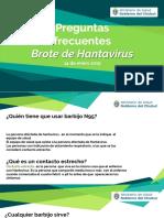 Preguntas Frecuentes Sobre Brote Hantavirus