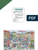 Street Illustration Human Rights in Actionteacher Bis