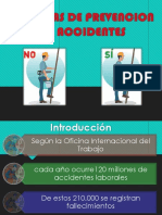 Tecnicas de Prevencion de Accidentes