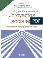 Elaboración, gestión y evaluación de proyectos sociales - Tomás Fernández García.pdf
