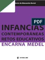 Infancias Contemporaneas Retos Educativos Encarna Medel (1)