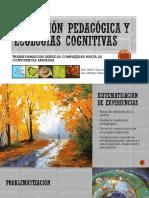 Mediación Pedagógica y Ecologías Cognitivas