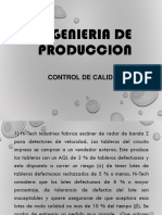 Ingenieria de Produccion