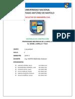 UNIDAD N° 04 PRODUCTOS CERAMICOS ELABORADOS