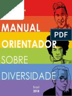 Manual Orientador sobre Diversidade - MDH