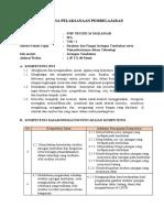 3.3 RPP P.3 STRUKTUR DAN FUNGSI TUMBUHAN PERTEMUAN.doc