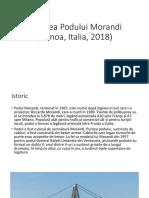 Caderea Podului Morandi