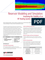 d0772 Reservoir Modeling and Simulation