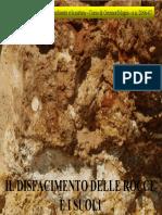 2-Geomorfologia 06-07 - Il Disfacimento Delle Rocce E I Suoli