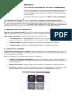 4 TEM La Estrategia Empresarial