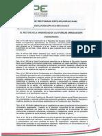 Manual Institucional de Descripcón Valoración y Clasificación de Puestos de La Ufa Manual Institucional de Descripción Valoración y Clasificación de Puestos Bajo El Código Del Trabajo de La Ufa