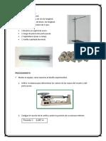 Procedimiento Conclusiones Evaluacion y Materiales y Equipos