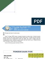 Abses Perianal (K61.1) + Fistula Anorektal