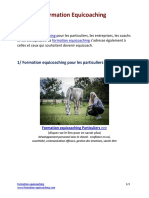 Formation Equicoaching