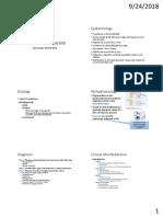 11. Parkinson's and Alzheimer's Disease