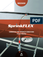 Sprinkflex Product Submittal