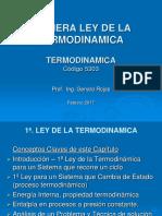 5a. Clase - Primera ley de la termodinamica.ppt