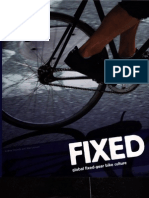 FIXED Global Fixed-gear Bike Culture