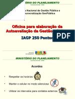 Apresentação da Oficina 250 Pontos (jun10)