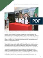 01-12-2018 Relación Sonora-Arizona está mejor que nunca Gobernadora Pavlovich y Ducey - Critica.com.mx