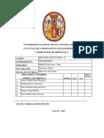 Diseno de Bocatoma No 01 de Barraje Fijo