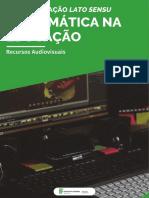 Fasciculo Recursos Audiovisual