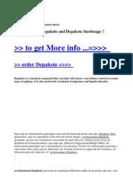 Avertissements Depakote and Depakote Surdosage